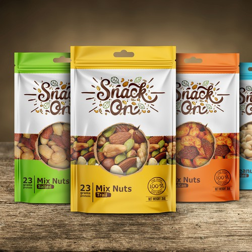 Mixed Nuts for Everybody