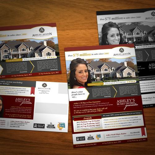 Ashley Austin Homes needs a new postcard or flyer