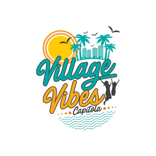 Logo Concept for VILLAGE VIBES