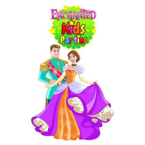 Princess and Prince Character