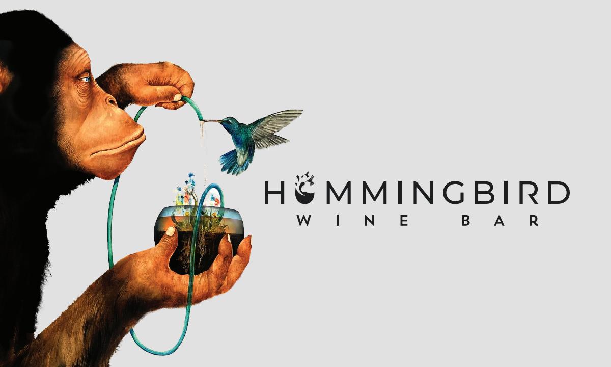 Bundled Project for the logo of Hummingbird