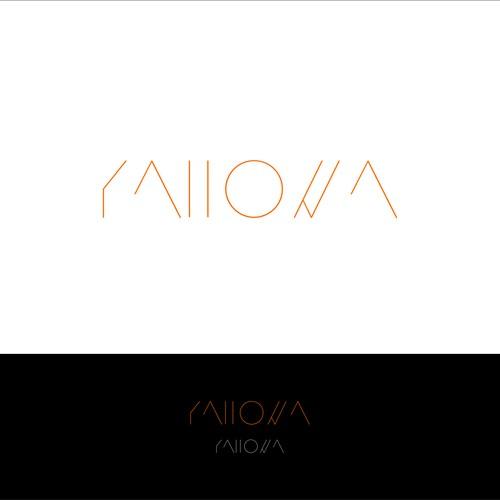 Logo for Yallowa Design Architect & interior company