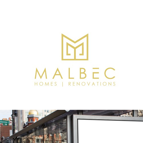 Bold and contemporary design for Malbec Homes