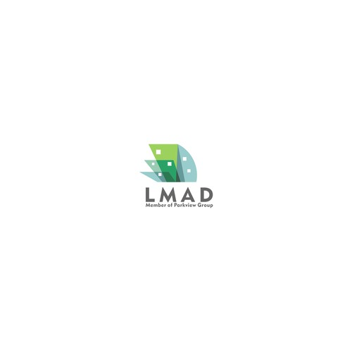 Logo concept for LMAD Realty Group