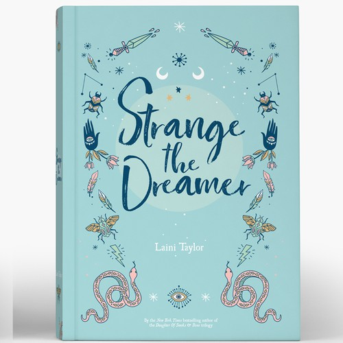 Strange the dreamer book contest
