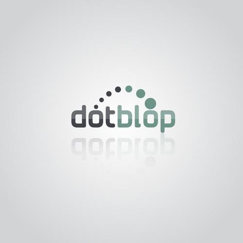 Create the next logo for DotBlop