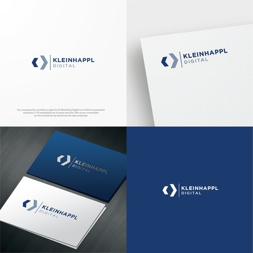 Simplistic Logo for a Small Consultancy