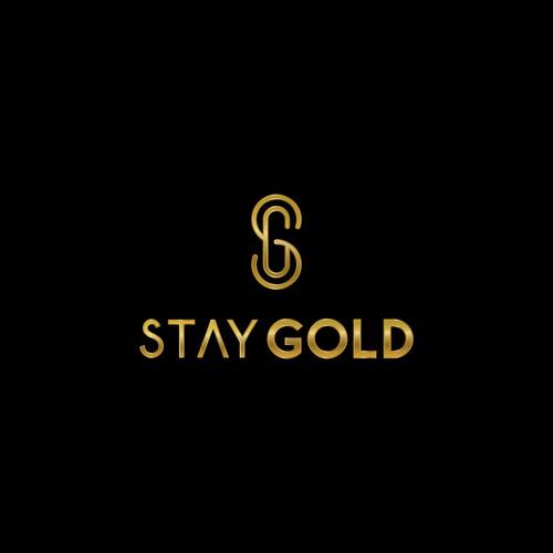 initials/golden ratio/jewelry logo