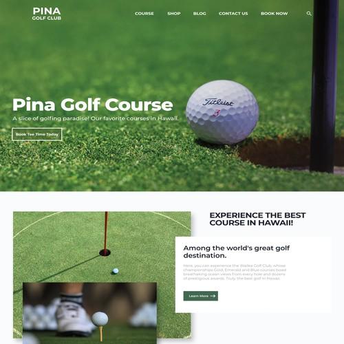 Pina Golf Club