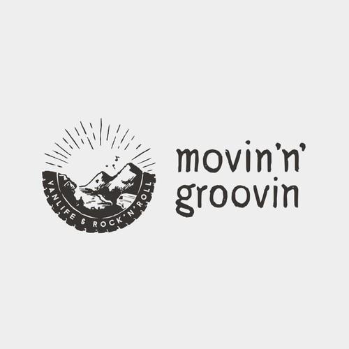 logo for Movin 'N' Grovin