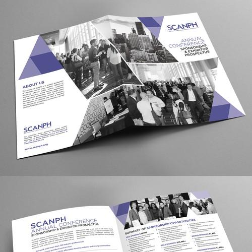 Bold Brochure for SCANPH