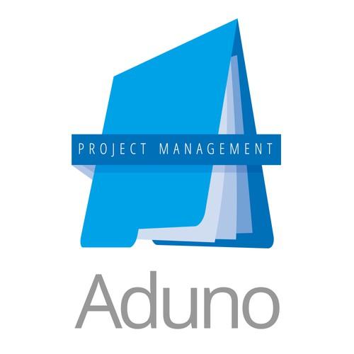 Logo design Aduno
