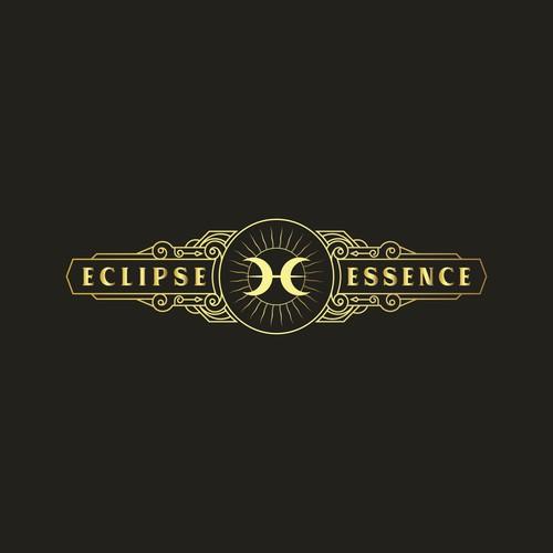 logo concept for eclipse essence