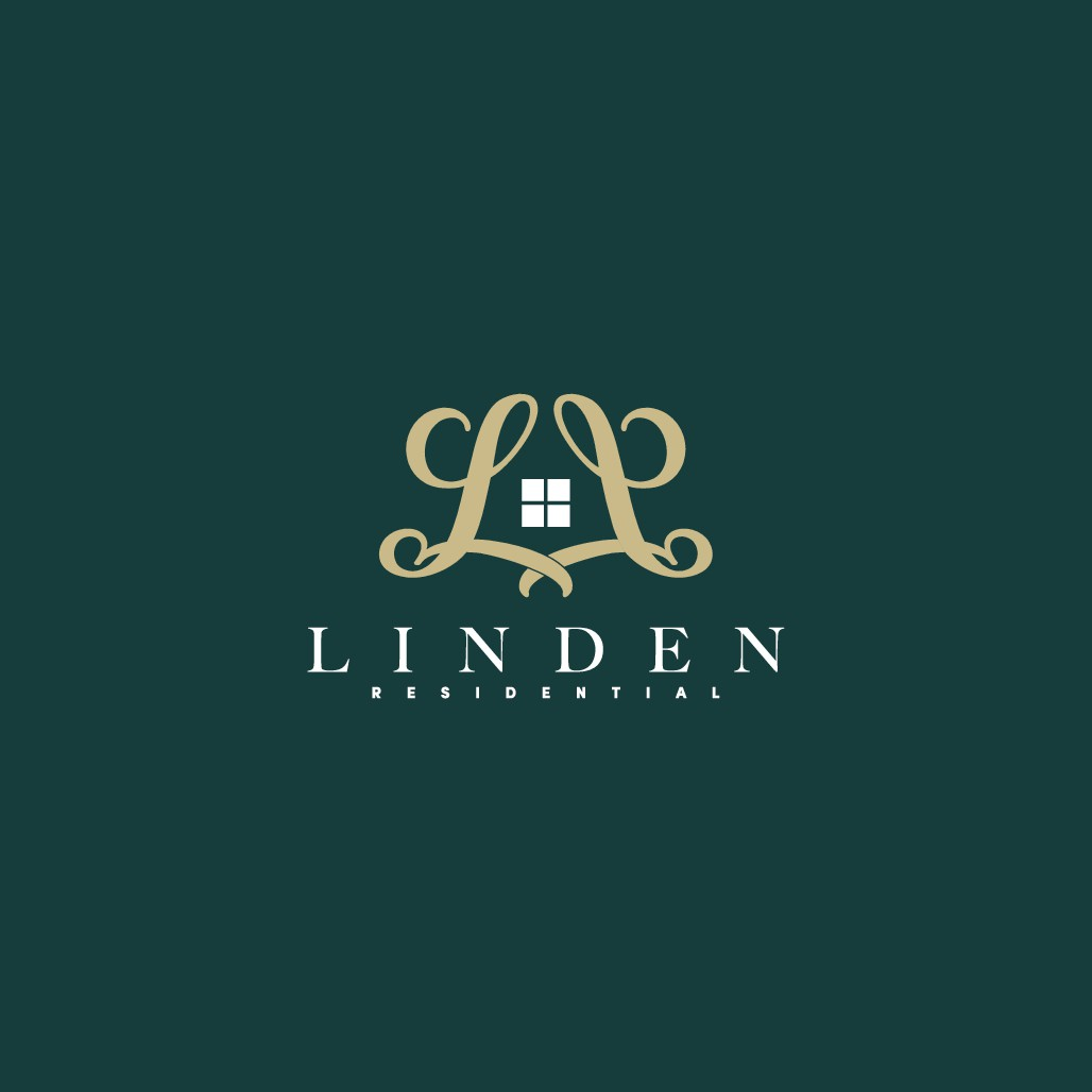 Designing a luxurious and clean logo for high end real estate company