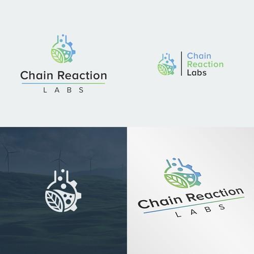 Logo design for a environment-friendly tech company.