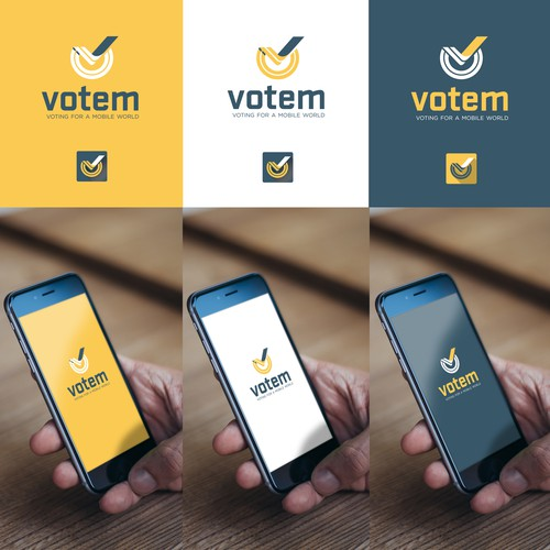 Make your mark!!! Help build the brand identity for the world's leading mobile voting company!!