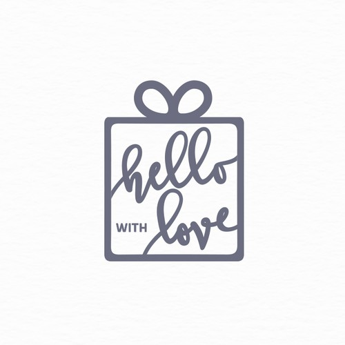 Gift subscription box logo