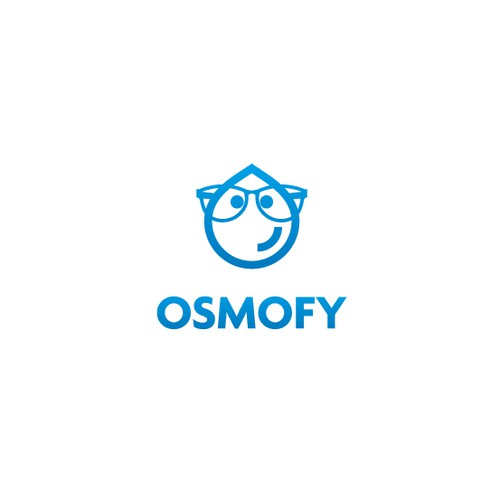 Create the next logo for Osmofy