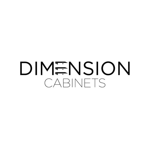 Dimension Cabinets Logo