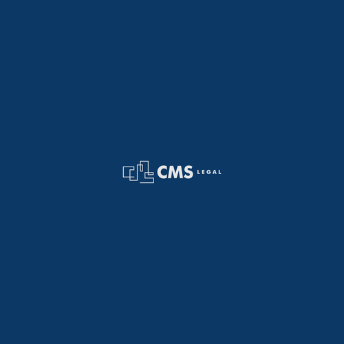 Logo design for CMS Legal