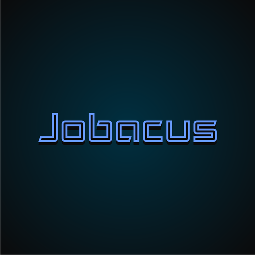 Futuristic Work Mark for Jobacus (no graphics needed)