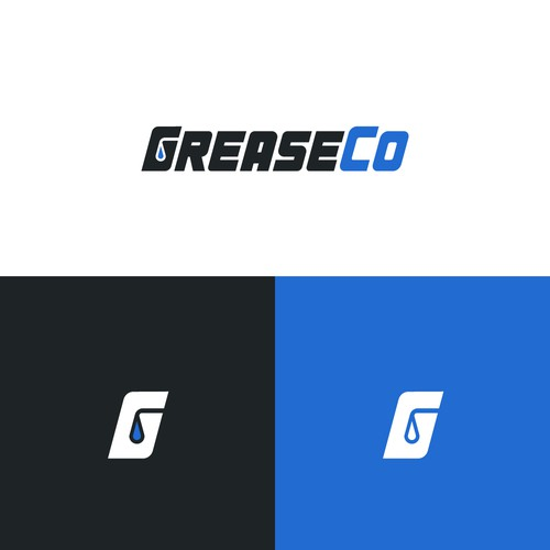 Logo for a global Grease Company