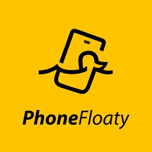 phone floaty logo