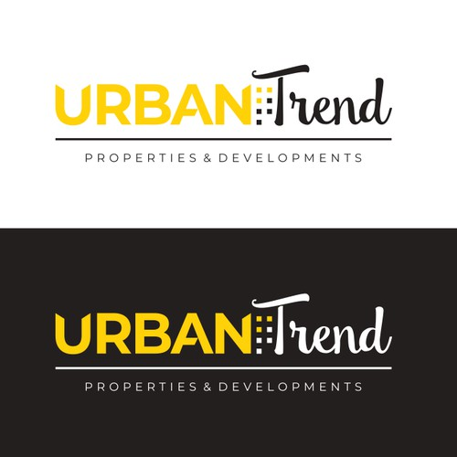 Logo Concept for Urban Trend