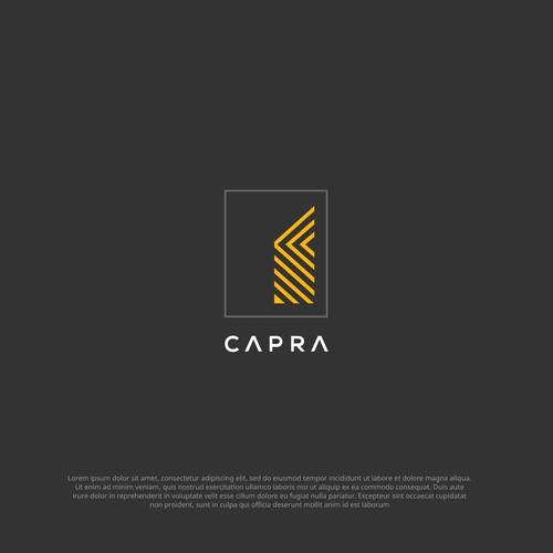 Logo Concept for Capra Construction