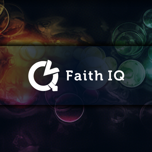 Logo concept for FaithIQ
