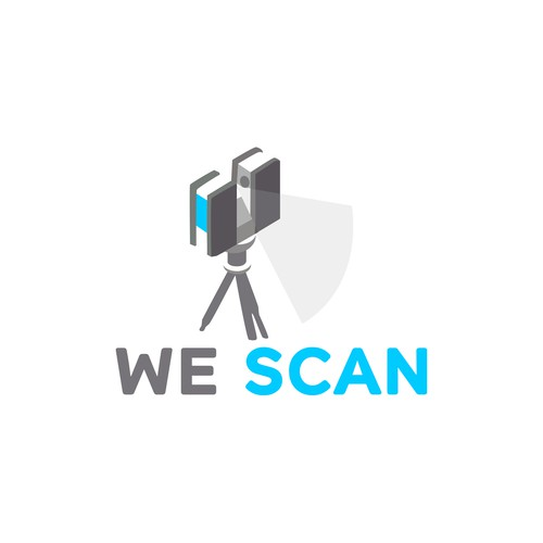 """Help us with """"we scan"""" logo !!!"""