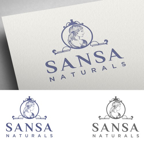 Sansa Natural Logo