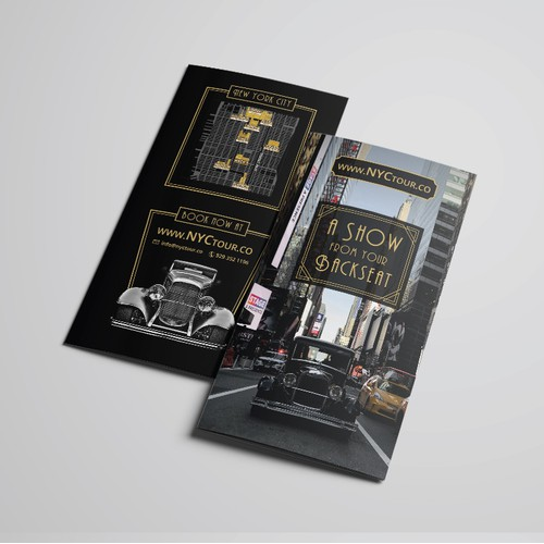 High End Brochure for New York City Tour