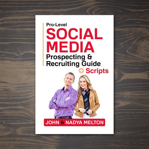Social Media Guide Book Cover