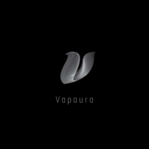 Logo for vaping business.
