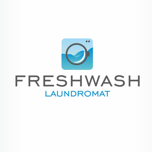 Fresh wash laundromat