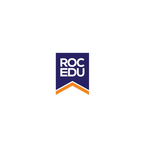 Logo for RocEdu (Real Office Centers)