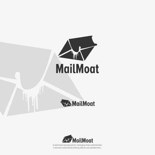 Design a sharp logo for Mailmoat