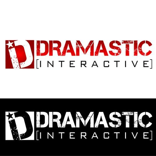 Dramastic Interactive needs a new logo
