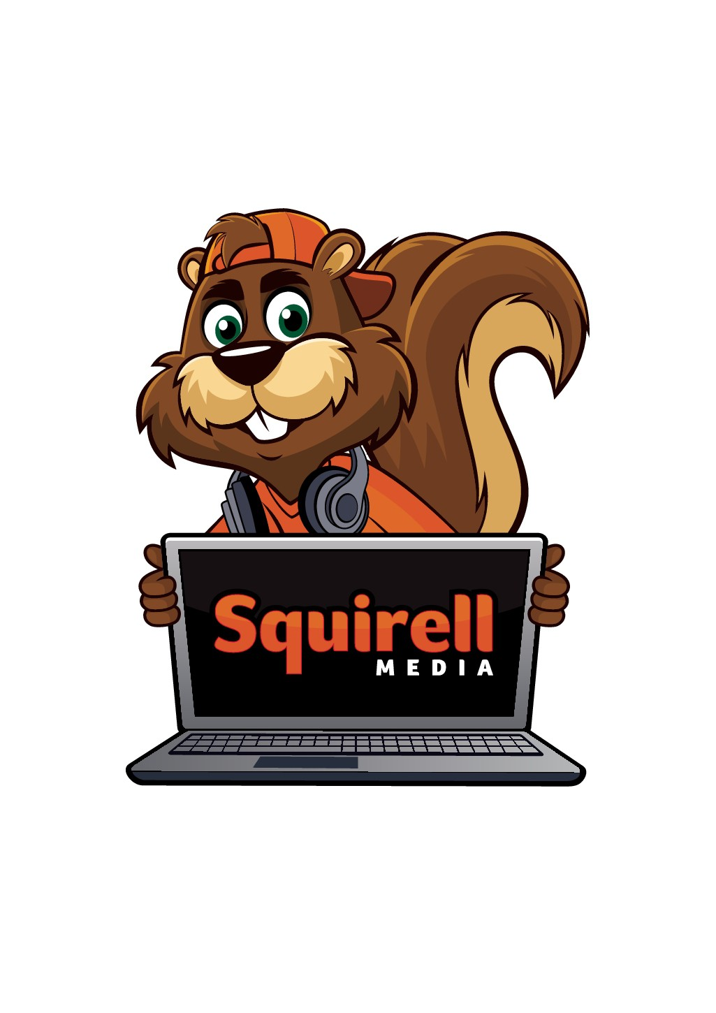 Squirell Media Needs A Kick Ass Logo!