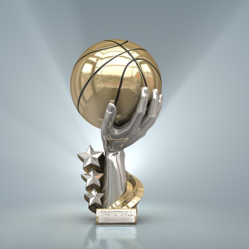 Basketball - Youth Award Trophy