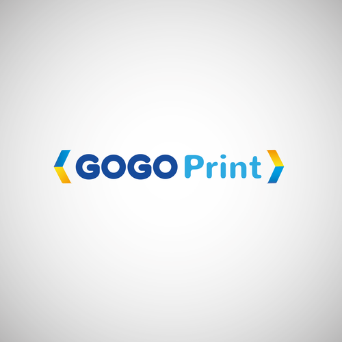 gogo print logo