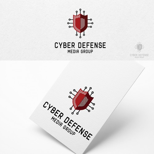 Cyber Defense Media Group logo