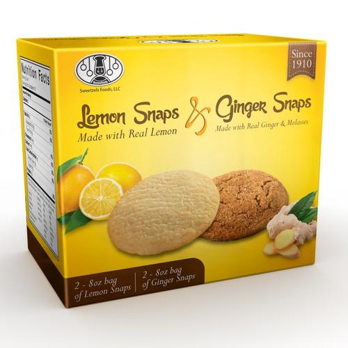 Lemon Snaps