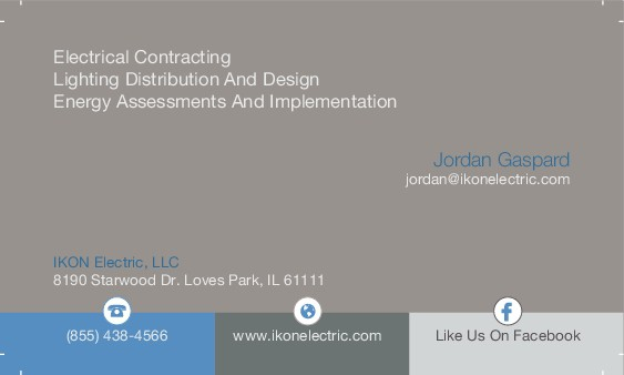 Business Card - redesign