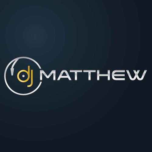 Create a Logo for a luxury brand DJ