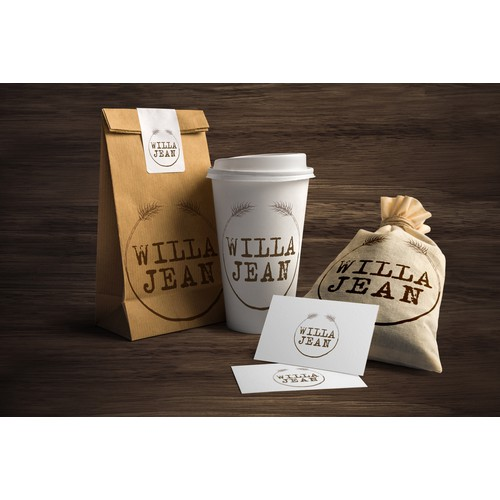Winning logo for new BAKERY & CAFE