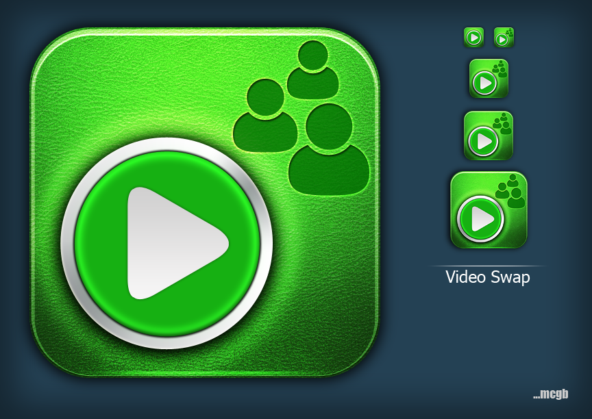 iPhone app icon needed for Video sharing app
