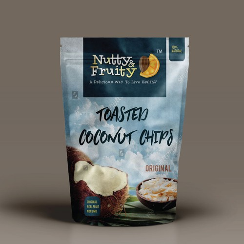 Toasted coconut Nutty and fruity