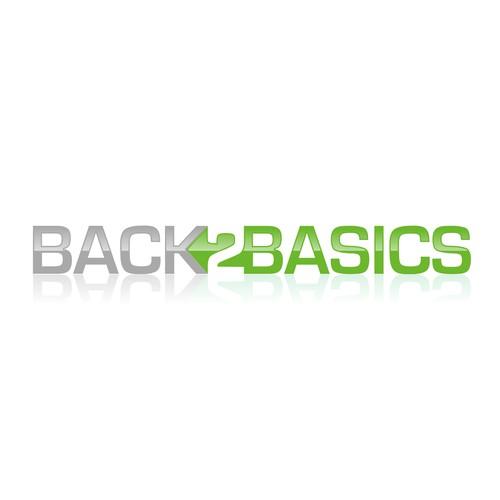 Create the next logo for back2basics